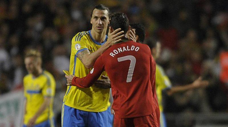"""Ibra attacca: """"C'è solo Ronaldo il brasiliano"""""""